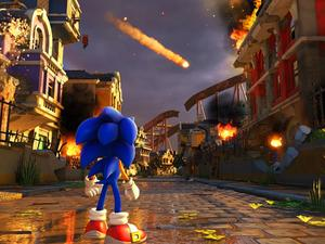 Sonic Forces hands-on - Looks like the mania is over...