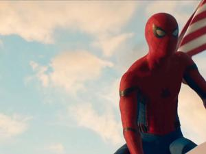 New Spider-Man: Far From Home Logo Unveiled by Sony