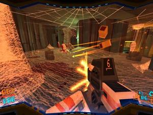 Strafe, the ultra-violent roguelike FPS, delayed into May, still looks awesome