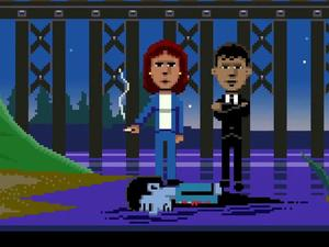 Monkey Island creator returns to point-and-click adventures this month with Thimbleweed Park