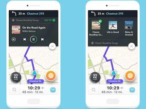You can now control your Spotify music in Waze on Android