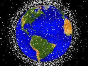 Broadband expansion could cause a catastrophic rise in space junk