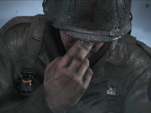 """Call of Duty: Infinite Warfare's negativity """"has virtually evaporated"""" for Call of Duty: WWII"""