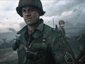 Call of Duty: WWII hits November 3, here's the reveal trailer