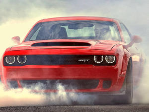 The new 2018 Dodge Demon is 840 HP of pure insanity