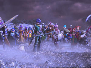 Square Enix continues to dominate the demo scene with Dragon Quest Heroes II now on PlayStation 4