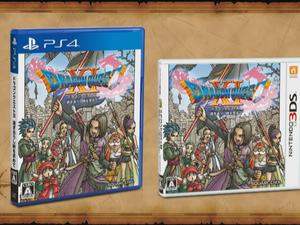 Dragon Quest XI to release in Japan this summer for Nintendo 3DS and PlayStation 4