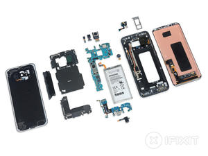 Galaxy S8 teardown reveals it's nearly impossible to repair