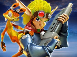 All four Jak and Daxter games are coming to the PlayStation 4