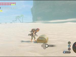 Breath of the Wild's impossible chest finally opened with underwhelming results