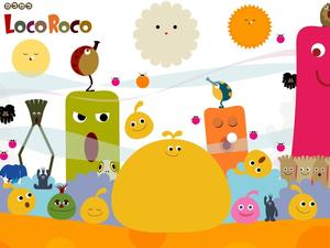 LocoRoco Remastered coming to the PlayStation 4 next month