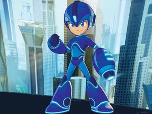 Mega Man cartoon will air exclusively on Cartoon Network next year