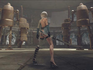 NieR: Automata DLC adds revealing costumes and Square Enix CEOs