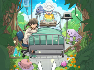 Charming indie adventure Rakuen will be released on May 10 through Steam