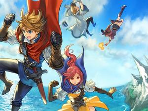 Make your own RPGs on the Nintendo 3DS next month with RPG Maker Fes