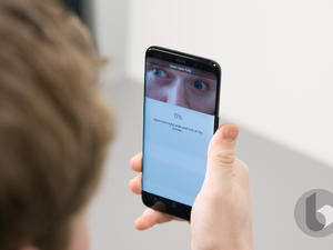 Samsung said to use Galaxy S8's iris scanner for mobile payments