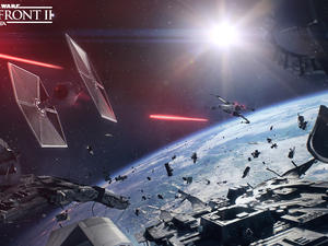 "Star Wars Battlefront II is ""three times the size of the original"""