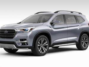 Subaru Ascent is the three-row crossover we've been waiting for