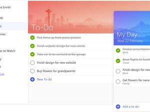 Microsoft's Wunderlist replacement now available to try