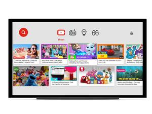 YouTube Kids app finally lands on Android TV