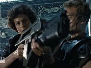 Before you watch Alien: Covenant, watch the Honest Trailer for Aliens