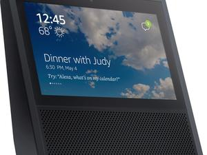 Amazon Echo with touch display shown off in leaked image (Updated)