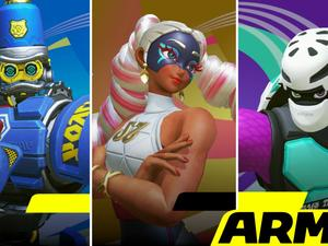 ARMS adds three new characters to its roster, plenty of fighting modes