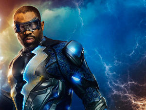 CW's Black Lightning is NOT part of the Arrowverse