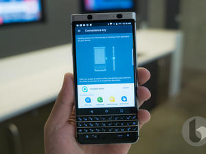 BlackBerry's bar for success is comically low now