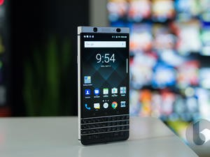 BlackBerry has fixed the KeyOne's display issues for good