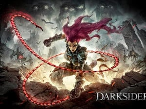 Darksiders 3's first gameplay video offers 12 minutes of pure Fury