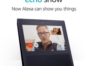 Echo Show unveiled by Amazon, launches June 28
