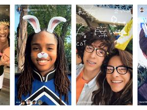 Instagram introduces new set of face filters for yet more fun