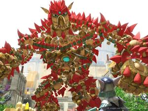 Knack is back and his new game is whack, jack... Knack 2 screenshots...