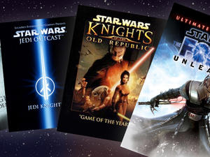 Unleash the Force and save 75% off this Star Wars gaming bundle (regularly $60)