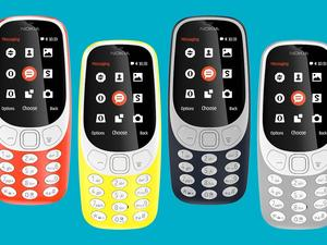 Nokia 3310 with 3G tipped for U.S. launch