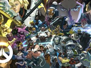 Overwatch celebrates anniversary with event, free weekend, Game of the Year Edition