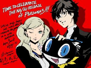 Persona 5's success prompts Atlus to thank fans in open letter, director to leave series behind