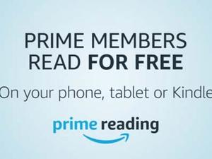 Amazon U.K. offers Prime subscribers free books and magazines