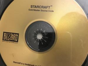 Gamer finds StarCraft source code, returns it to Blizzard and gets sweet swag