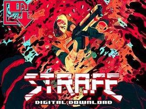 Strafe launches with a radical trailer straight from the 1990s