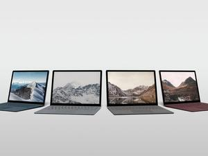 Microsoft's new Surface Laptop and Surface Pro on sale now