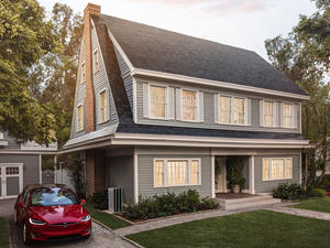 Tesla's solar panels are coming to a major hardware store near you