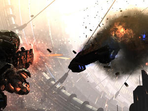 Vanquish hits Steam. Time to revel in its glory