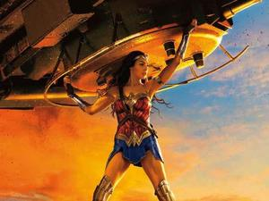 The Wonder Woman movie posters are a triumph