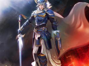 Dissidia Final Fantasy finally coming to home consoles!