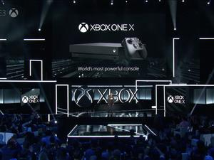 Project Scorpio officially called Xbox One X