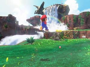 Super Mario Odyssey will be released on October 27 for the Nintendo Switch