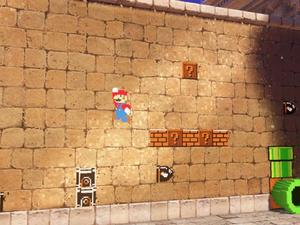 It sounds like Miyamoto wants to grind Mario into dust