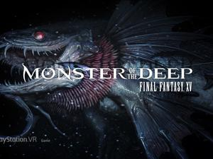 """Final Fantasy XV """"Monster of the Deep"""" was one of my favorite parts of Sony's E3"""